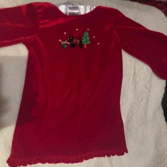 Sophie Rose Other - Christmas Sophie Rose Holiday dress sz 4 Scottie